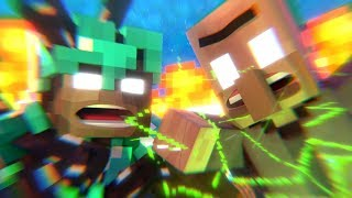 Download Annoying Villagers 32 - Minecraft Animation Video