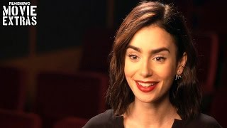 Download Rules Don't Apply | On-set visit with Lily Collins 'Marla Mabrey' Video