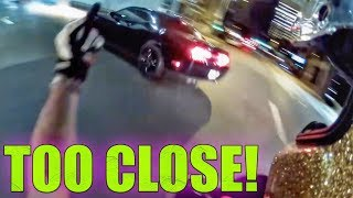 Download 37 Stupid & Crazy Motorcycle Close Calls & Near Misses Video