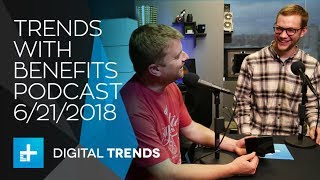 Download Trends With Benefits Podcast: Amazon Fire TV Cube review, Google Continued Conversation, Drone Taxi Video