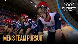 Download Team GB Set New Team Pursuit World Record - London 2012 Olympics Video