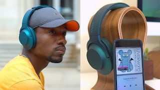 Download New Favorite Headphones?! Sony H.ear On Wireless! Video