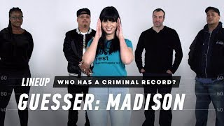 Download Who Has a Criminal Record? (Madison)   Lineup   Cut Video