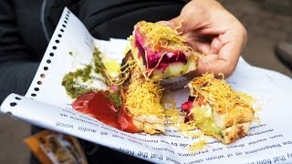 Download Indian Street Food - 10 of the BEST Foods To Eat in Mumbai, India! Video