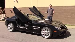Download Mercedes SLR - забытый суперкар за $500 000 (Doug DeMuro На русском) Video