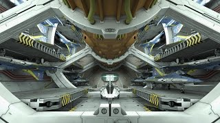 Download 【3DCG】コスモゼロ・コスモファルコン発艦シークエンス Video