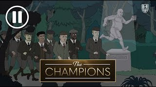 Download The Champions: Easter Eggs and Hidden Jokes From Episodes 1-4 Video