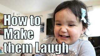 Download How To Make Toddlers Laugh! - February 14, 2016 - ItsJudysLife Vlogs Video