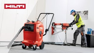 Download INTRODUCING the new Hilti DD-WMS 100 Water Management System Video