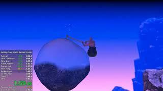 Download Getting Over It with Bennett Foddy - 3m 34s Speedrun Video