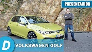 Download Volkswagen Golf 2020 (Golf 8)   Primera prueba   Review en español   Diariomotor Video