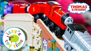 Download Thomas and Friends | Thomas Train Speedy Surprise Drop Playset | Fun Toy Trains for Kids with Brio Video