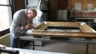 Download Frame Conservation at the Soane Museum Video