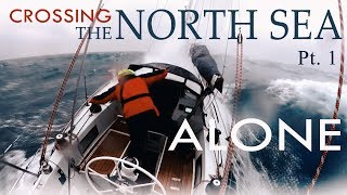 Download Crossing the North Sea Alone- Wintertime. Challenge completed! Pt 1. Video