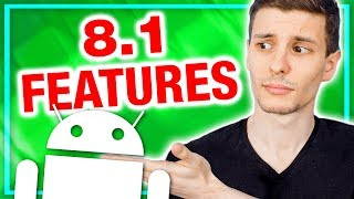 Download Android 8.1 Best New Features! Video