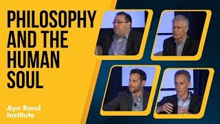 Download Philosophy Discussion at Ayn Rand Conference (OCON) Video