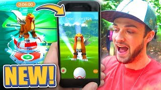Download CAN WE CATCH IT? *NEW* LEGENDARY POKEMON RAID! - Pokemon Go ″ENTEI″ Raid! Video