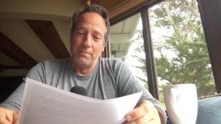 Download Mike Rowe Reading a letter from his mother Video
