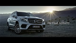 Download The Luxurious Off-roader – Mercedes-Benz GLS Video