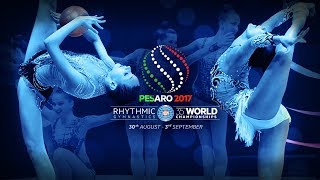 Download 2017 World Rhythmic Gymnastics Championships - Clubs and Ribbons Final Video