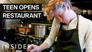 Download 19-Year-Old Chef Opened A NYC Restaurant With A $155 Tasting Menu Video