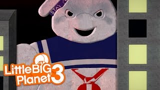Download LittleBIGPlanet 3 - Ghostbusters!!! [Playstation 4] Video