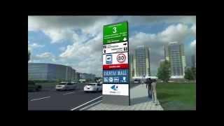 Download Smart City project presentation Video
