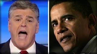 Download HANNITY LOSES IT LIVE ON-AIR, ASKS SHOCK QUESTION ABOUT OBAMA'S PAST NO ONE HAS THOUGHT OF Video