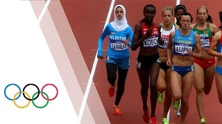 Download Women's 800m heats - Full Replay | London 2012 Olympics Video