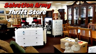 Download Salvation Army Thrift Store } Great Quality Furniture And Deals! Video