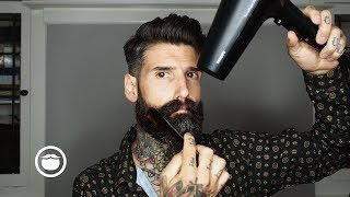 Download How I Style my Beard at Home | Carlos Costa Video