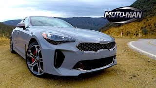 Download 2018 Kia Stinger & Kia Stinger GT V6 TECH REVIEW (1 of 2) Video