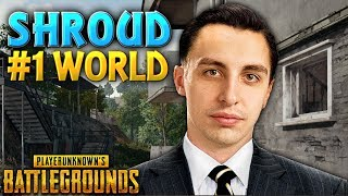 Download #1 WORLD PUBG PLAYER   PUBG ″Shroud″ MONTAGE Video