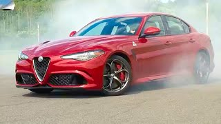 Download 2017 Alfa Romeo Giulia Quadrifoglio - Complete Review Video