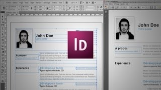 Download Tutoriel InDesign : Débuter avec InDesign Video
