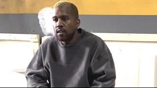 Download Kanye West seen for the first time since release from hospital Video