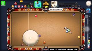 Download 8 ball pool 10m match Video