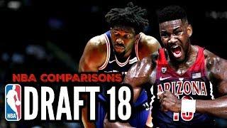 Download 2018 NBA Draft Class: NBA Comparisons Video
