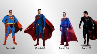 Download The Strongest Version of Superman Video