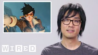 Download Every Overwatch Hero Explained by Blizzard's Michael Chu | WIRED Video
