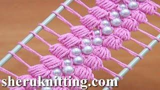 Download Hairpin Lace Crochet Tutorial 38 Horquilla de encaje de ganchillo Video
