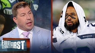 Download David Diehl on Earl Thomas giving the Seattle Seahawks an ultimatum | NFL | FIRST THINGS FIRST Video