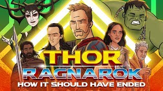 Download How Thor Ragnarok Should Have Ended Video