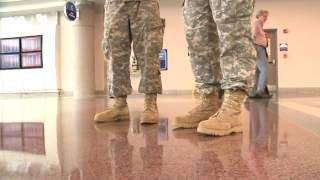 Download WATCH: TSA screens military differently at airport Video
