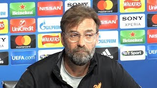 Download Jurgen Klopp Full Pre-Match Press Conference - Manchester City v Liverpool - Champions League Video