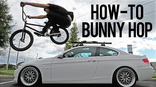 Download How to Bunny Hop BMX - The Easiest Way Video