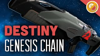 Download DESTINY Genesis Chain NEW Raid Auto Rifle Review & Gameplay (Rise of Iron) Video