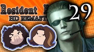 Download Resident Evil HD: Oh No! It's Wesker - PART 29 - Game Grumps Video