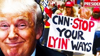 Download Poll: Scary Amount Of Americans Believe Media Is Lying Video
