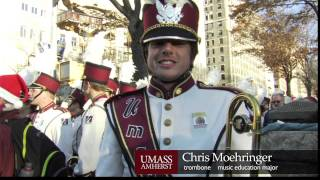 Download Minuteman Band At Macy's Thanksgiving Day Parade Video